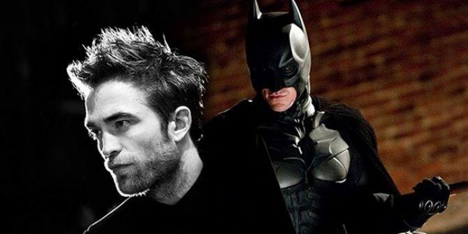 The Batman filminin Robert Pattinson'lu ilk teaser'ı yayınlandı