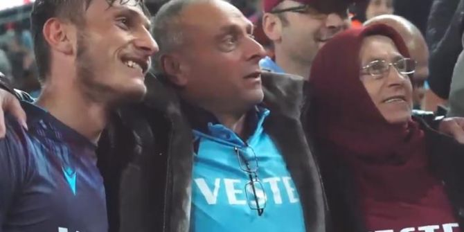 Trabzonspor'dan Sevgililer Günü paylaşımı!