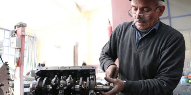 Tekirdağlı motor ustası yaptı! Araçlarda yakıt tasarrufu sağlayacak