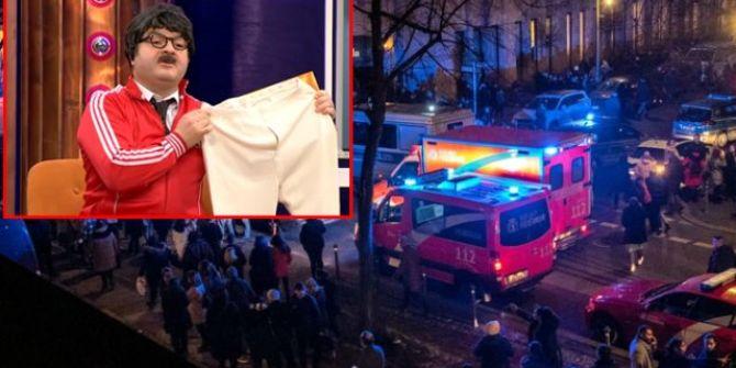 Güldür Güldür Show'un Almanya gösterisi ölümle bitti!