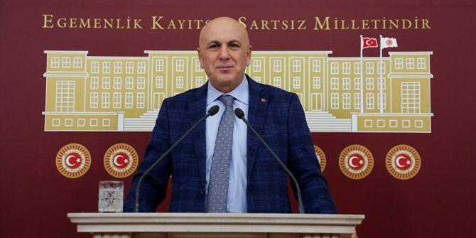 İYİ Parti milletvekili İsmail Ok partisinden istifa etti