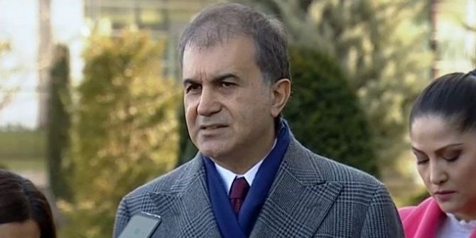 Ömer Çelik'ten Yunanistan Cumhurbaşkanı'na ''ırkçılık'' söylemi tepkisi