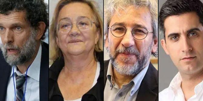 Gezi Davasında tüm sanıklar beraat kararı çıktı!