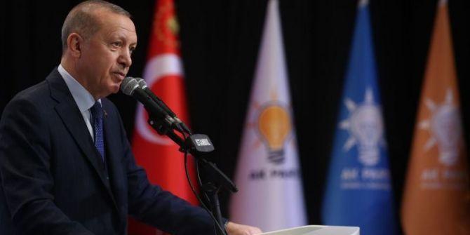 Cumhurbaşkanı Erdoğan: ''FETÖ'ye savaş açan şahsım ve AK Parti'dir''