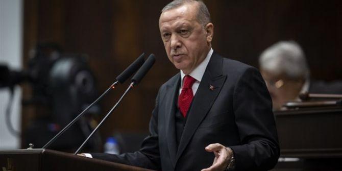 Erdoğan: ''Gezi olayları devleti ve milleti hedef alan alçak bir saldırıdır''