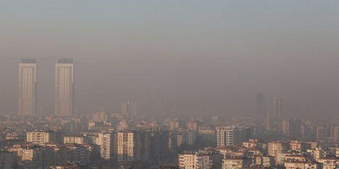 İstanbul için hava kirliliği uyarısı yapıldı! İşte riskli bölgeler...