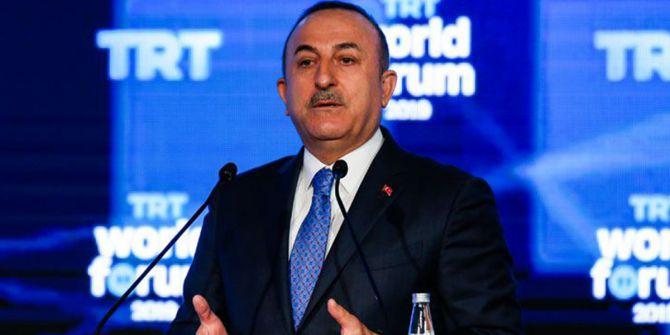 Bakan Çavuşoğlu'ndan Soçi ve Astana süreçleri ile ilgili açıklama