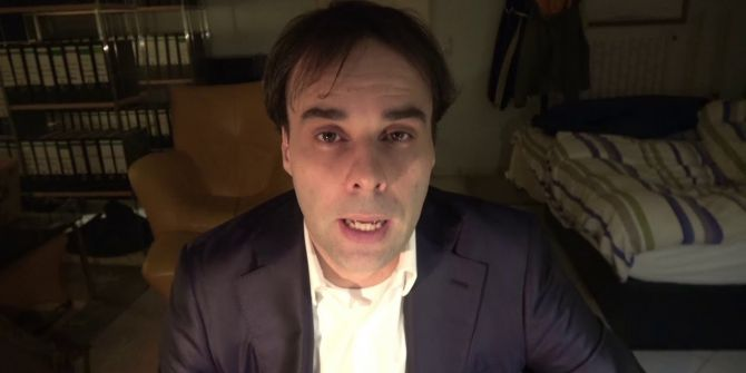 Alman medyası saldırgan Tobias Rathjen'in görüntüsünü yayınladı!