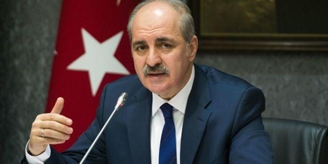 Numan Kurtulmuş'dan Gezi Parkı ve İş Bankası hakkında açıklama!
