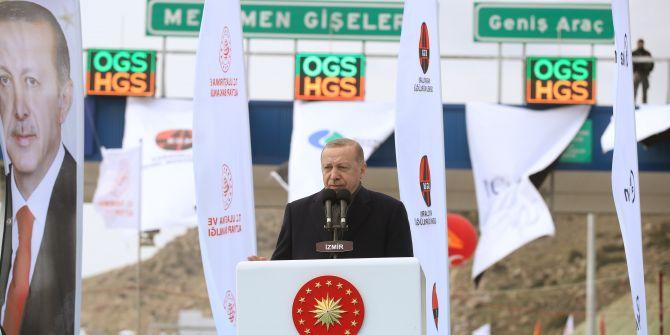 Cumhurbaşkanı Erdoğan: ''Tüm insanlığa hayırlı olmasını diliyorum''