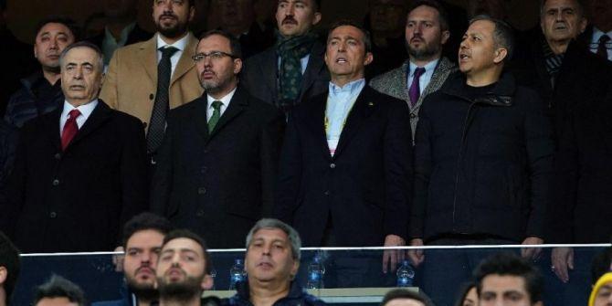 Mustafa Cengiz'den Fenerbahçeli taraftarlara ''Teşekkür'' açıklaması