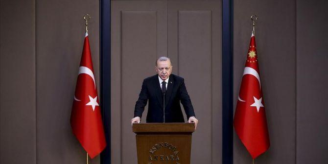 Cumhurbaşkanı Erdoğan'dan Rus Heyeti açıklaması