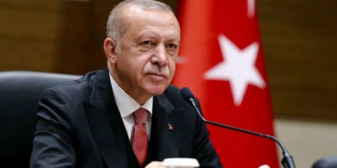 Cumhurbaşkanı Erdoğan'dan Fox TV'ye sert çıkış: ''Yalan haber yapmasın''