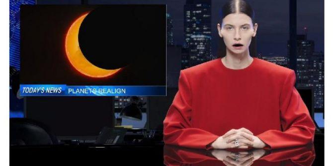 Balenciaga'nın 2020 kampanya videosu görenleri korkuttu!