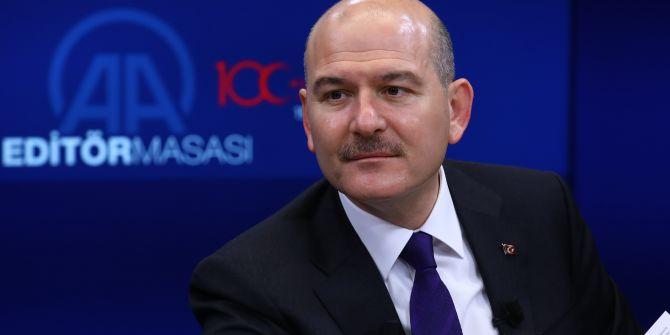 İçişleri Bakanı Süleyman Soylu'dan İstanbul depremi açıklaması