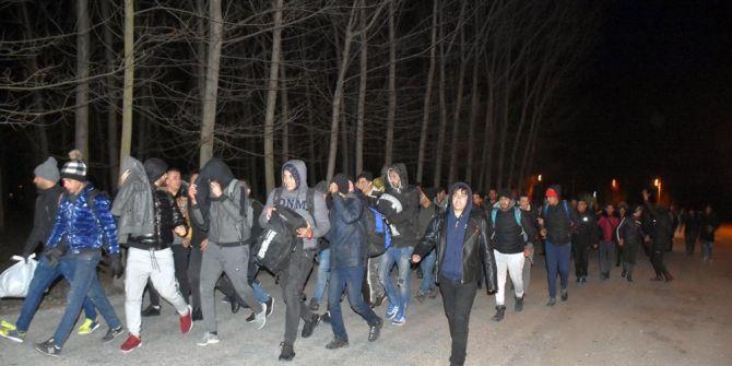 Reuters açıkladı! Türkiye'deki mültecilere Avrupa yolu gözüktü
