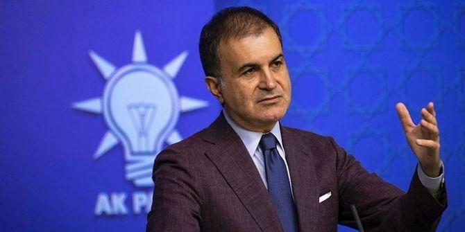 AK Parti Sözcüsü Ömer Çelik'ten hain saldırı ile ilgili açıklama