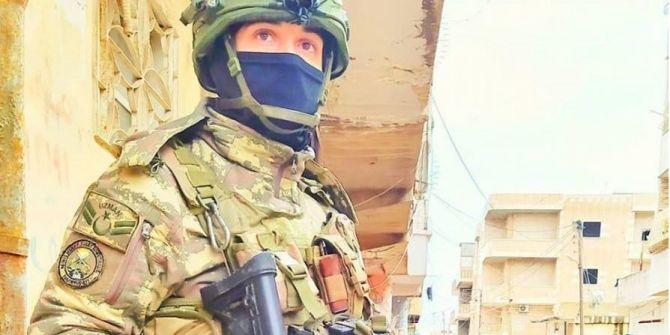 İdlib'deki kahraman şehidin son paylaşımı: