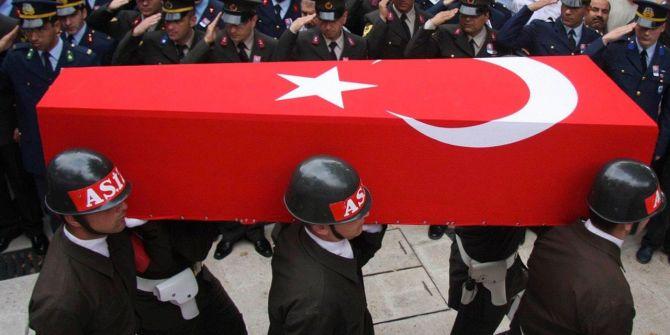Türkiye'nin yüreğine şehit ateşi düştü!