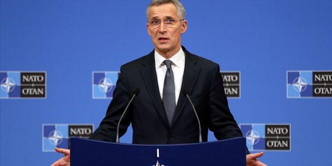 NATO Sekreteri Stoltenberg: