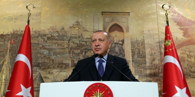 Cumhurbaşkanı Erdoğan'dan İdlib şehitleri açıklaması