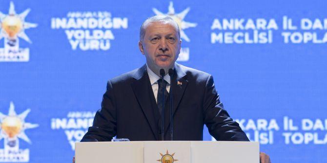 Cumhurbaşkanı Erdoğan: ''Rejimin verdiği kayıplar, sadece bir başlangıçtır''