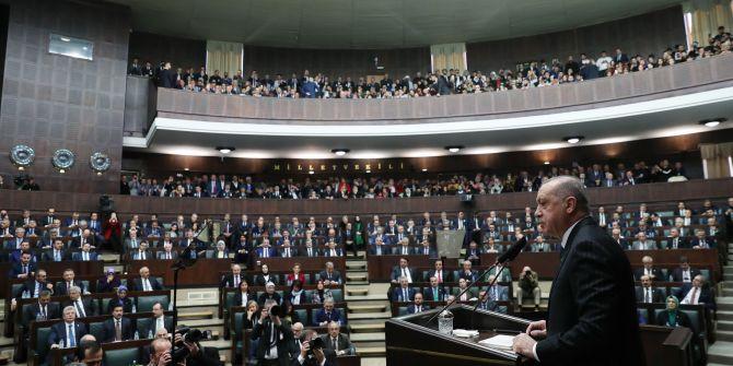 Erdoğan'dan Avrupa'ya çağrı: ''Suriye'deki insani çözümüne destek vermelidir''