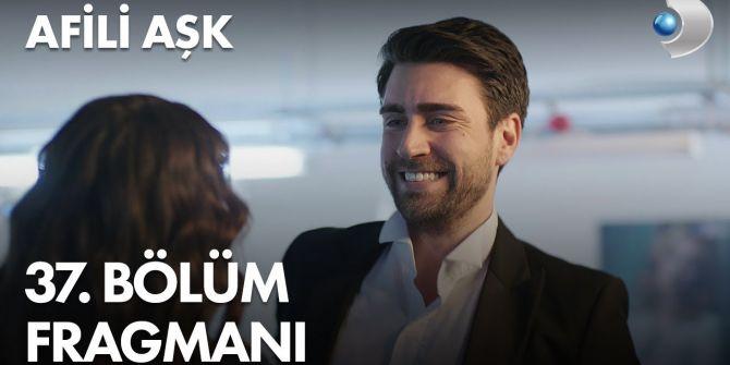 Afili Aşk 37. bölüm fragmanı yayınlandı | Ayşe Kerem'den hamile mi?