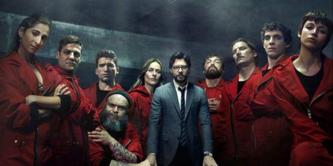La Casa De Papel 4. sezon ilk fragmanı yayınlandı