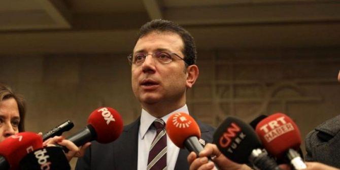 Koronavirüs İstanbul'a geldi mi? İBB Başkanı Ekrem İmamoğlu'ndan kritik açıklama