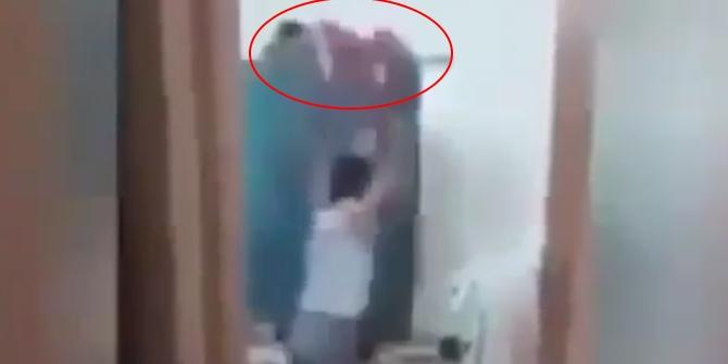 Gülşen'den gündem yaratacak şok video! oğlunu döven babayı ifşa edene para verecek!
