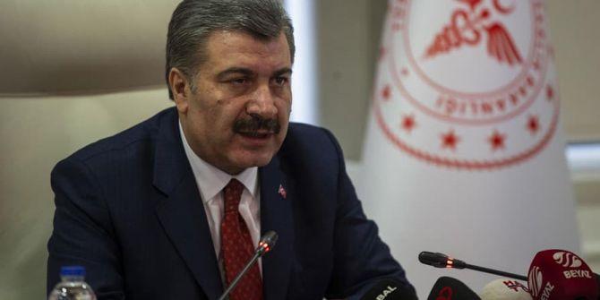Sağlık Bakanı Koca'dan şok açıklama! Koronavirüs Türkiye'de ortaya çıktı