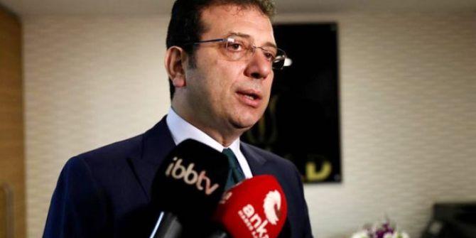 İBB Başkanı Ekrem İmamoğlu açıkladı! Tedbir amaçlı etkinlikler durduruldu