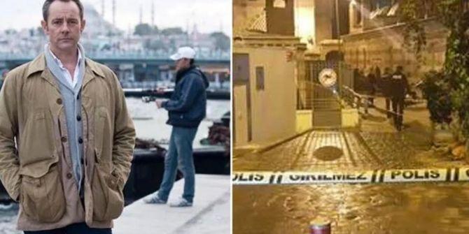 İngiliz istihbaratçının ölüm anının kamera görüntüleri ortaya çıktı!