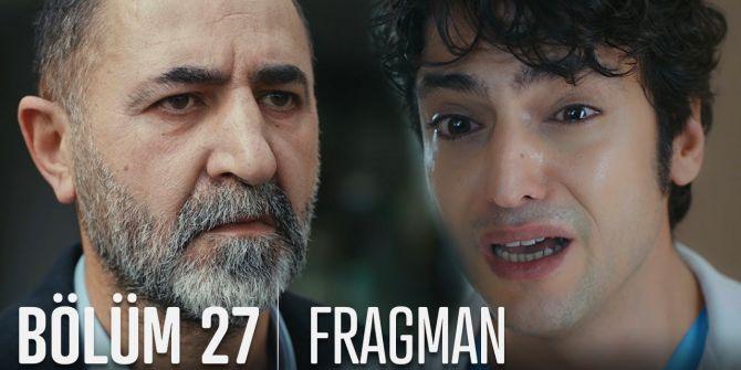 Mucize Doktor 27. bölüm fragmanı yayınlandı | Ali babasını affedecek mi?