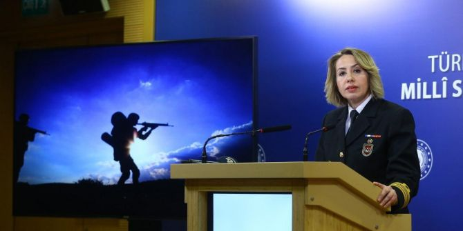 MSB açıkladı: ''Türk-Rus heyetler arasındaki görüşmeler olumlu havada geçmiştir