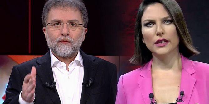 Ece Üner'den Ahmet Hakan'ın eleştirisine sert açıklama!