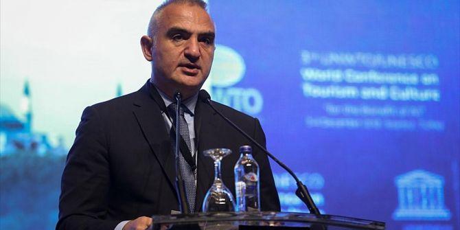 Kültür ve Turizm Bakanı Mehmet Ersoy'dan koronavirüs açıklaması