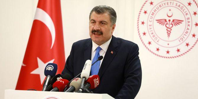 Sağlık Bakanı Koca: ''Koronavirüsten ilk kez bir hastamı kaybettim''