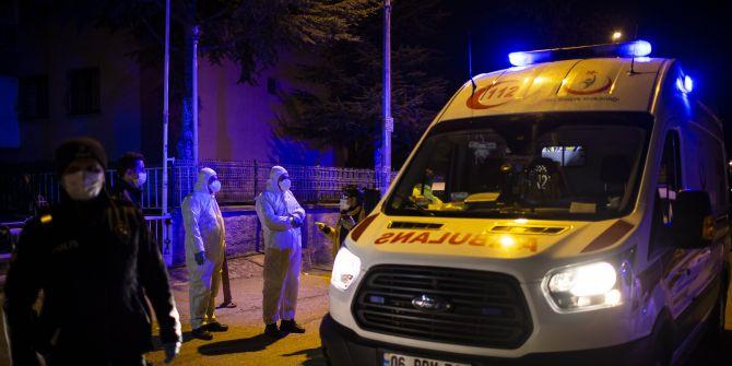 Ankara'da korkutan olay! Koronavirüs şüpheli kişi hastaneden kaçtı
