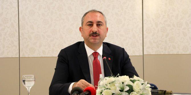 Adalet Bakanı Abdülhamit Gül'den koronavirüs tedbirleri hakkında açıklama