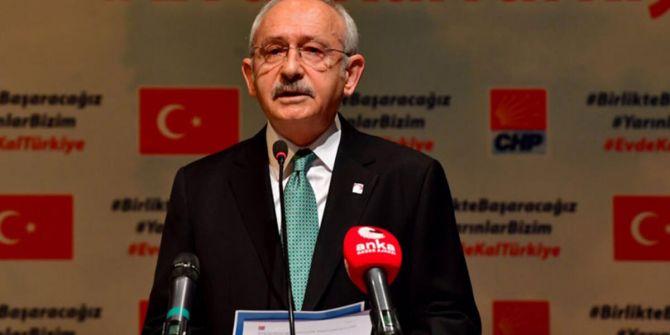 Kemal Kılıçdaroğlu, koronavirüs tedbirlerine ilişkin öneri paketini açıkladı!