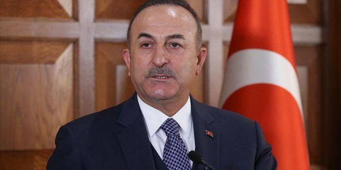 Mevlüt Çavuşoğlu'ndan yurtdışındaki Türk vatandaşlar hakkında açıklama
