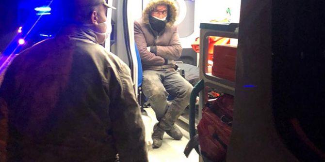Iğdır'da hastaneden kaçan korona şüphelisi adam yakalandı