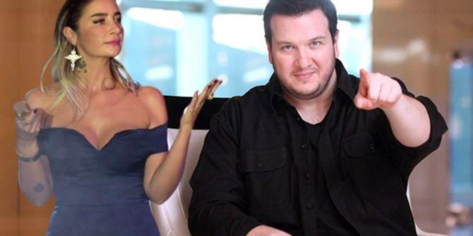 Şahan Gökbakar, Sıla'nın canlı yayın videosunu tiye aldı!