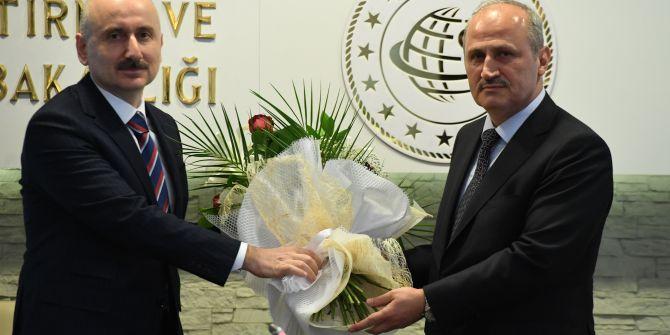 Ulaştırma ve Altyapı yeni bakanı Adil Karaismailoğlu oldu