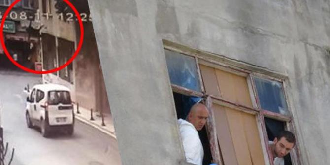 Pendik Kaynarca'da ayaklarından bağladıkları kişiyi 4. kattan aşağı attılar!