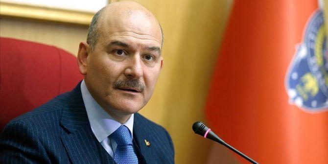 Bakan Soylu'dan kritik açıklama: ''İstanbul'da çok tedbirli davranmalıyız''