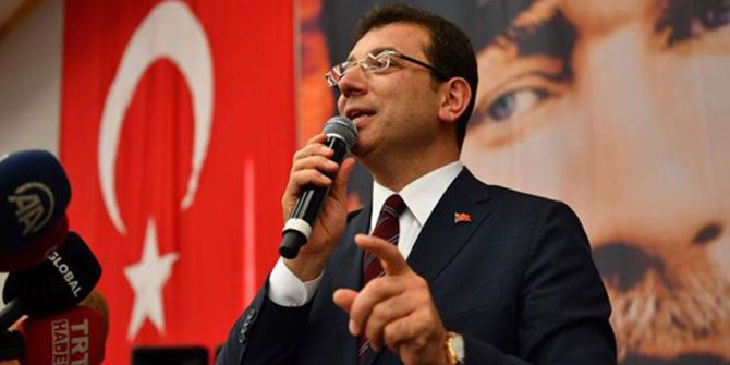 Ekrem İmamoğlu koronavirüs salgınının Türkiye'deki merkezini açıkladı