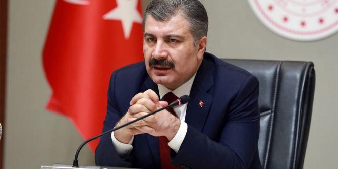 Sağlık Bakanı Fahrettin Koca koronavirüs ile ilgili son durumu açıkladı